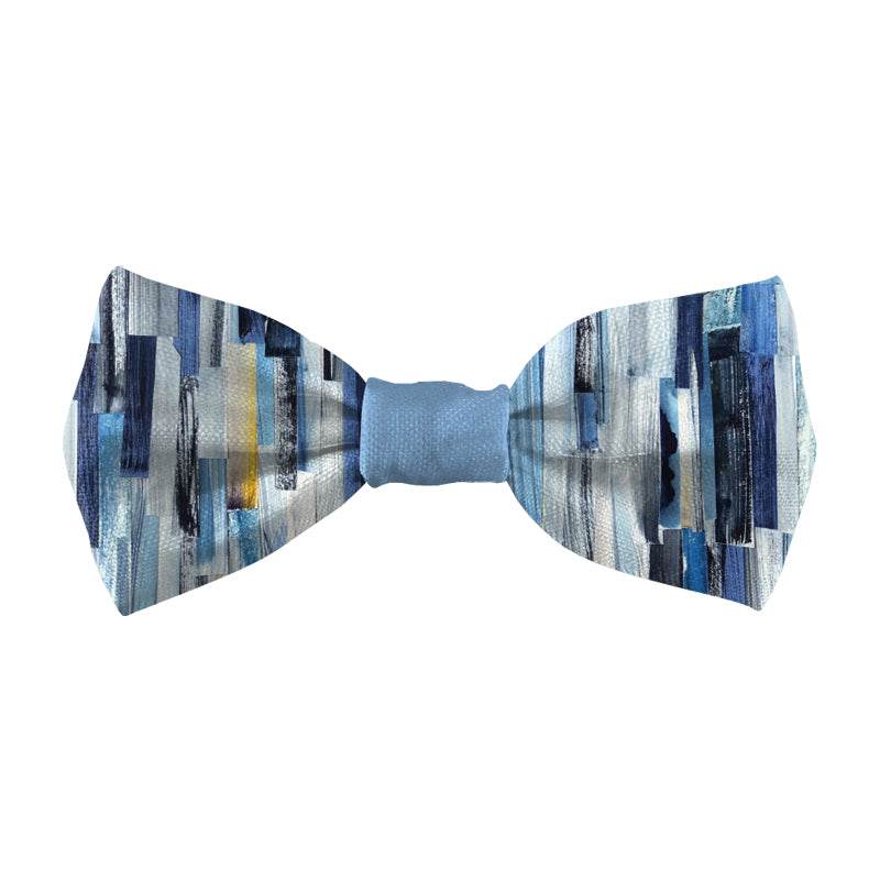 Abstract Pet Bow Tie