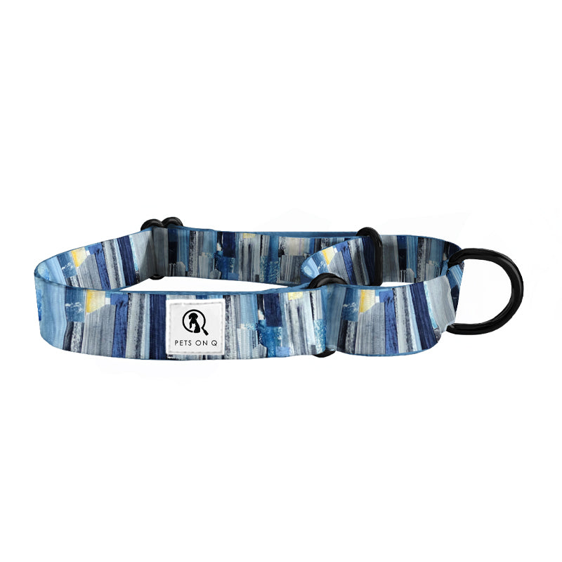 Abstract Blue Dog Martingale
