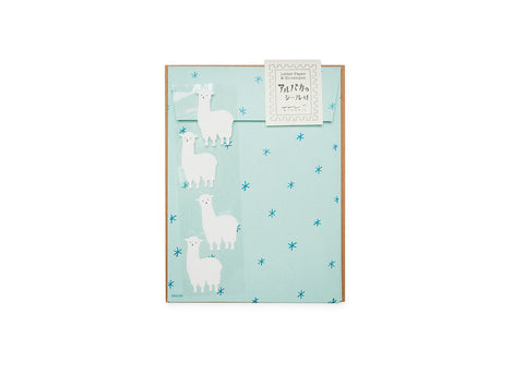 Alpaca Stationery Set