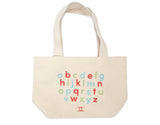 ABC Canvas Tote Mini