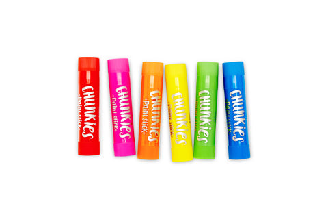 Chunkies Paint Sticks Classic Pack - Set of 6