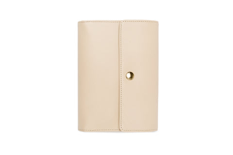 Hobonichi A6 Techo Planner 2020 - Beige Leather Set