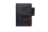 Hobonichi A6 Techo Planner 2020 - Black x Orange Set