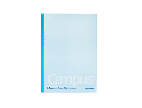 Kokuyo Dotted Line B5 Campus Notebook (Blue)