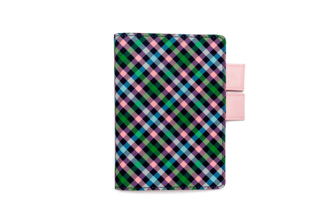 Hobonichi A6 Techo Planner 2020 - Bonbon Plaid Set