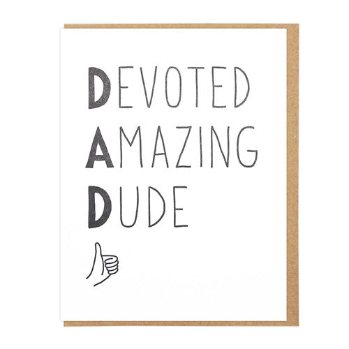 Devoted Amazing Dad