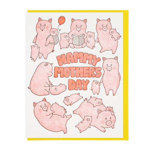 Hammy Mother's Day