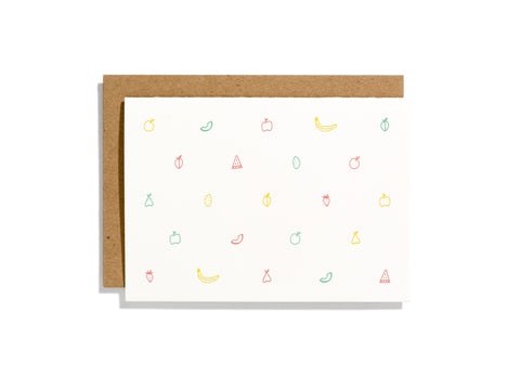 Fruit Pattern Box Set