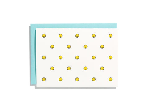 Smiley Face Pattern Box Set