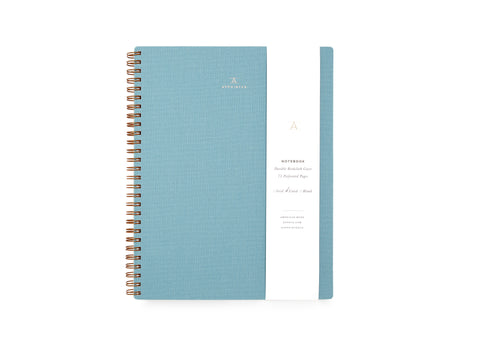 Notebook - Chambray (Lined)