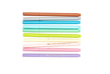 Pastel ColorIn Markers - Set of 10