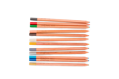 HCT x Kitaboshi Color Pencil Set