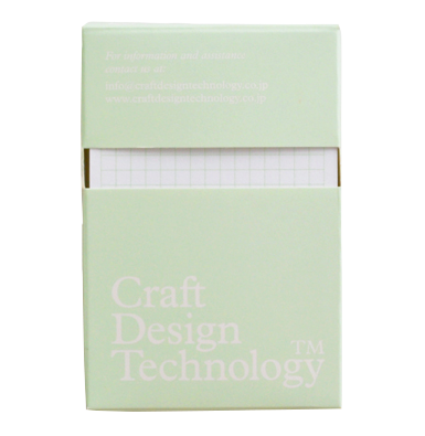 White Adhesive Notes (3mm grid) - Craft Design Technology