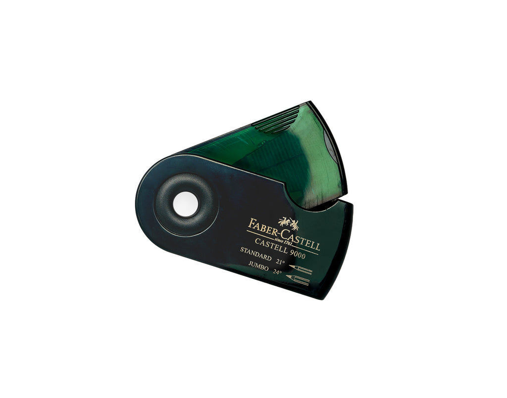 Castell 9000 Sharpener (2-hole)
