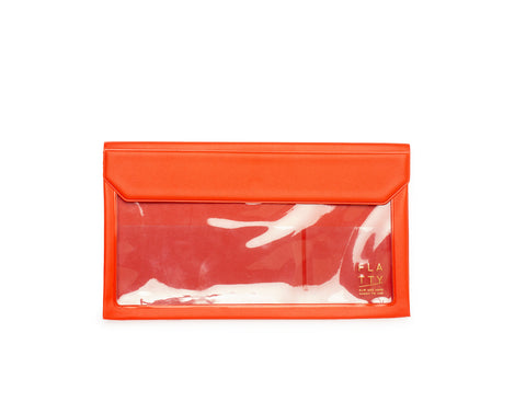 Flatty Envelope - Red