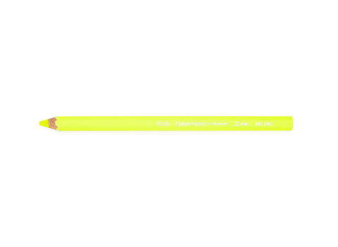Highlighter Pencil Maxi Fluos - Yellow
