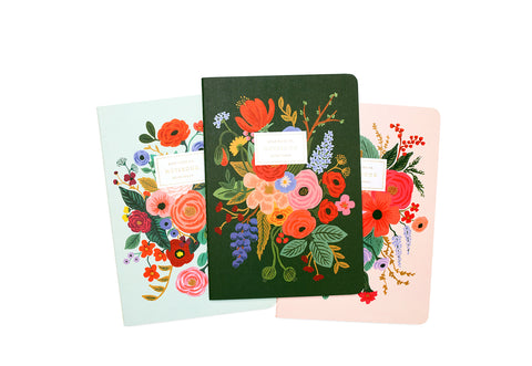 Garden Party Stitch Notebook