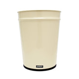 Large Waste Basket - Ivory