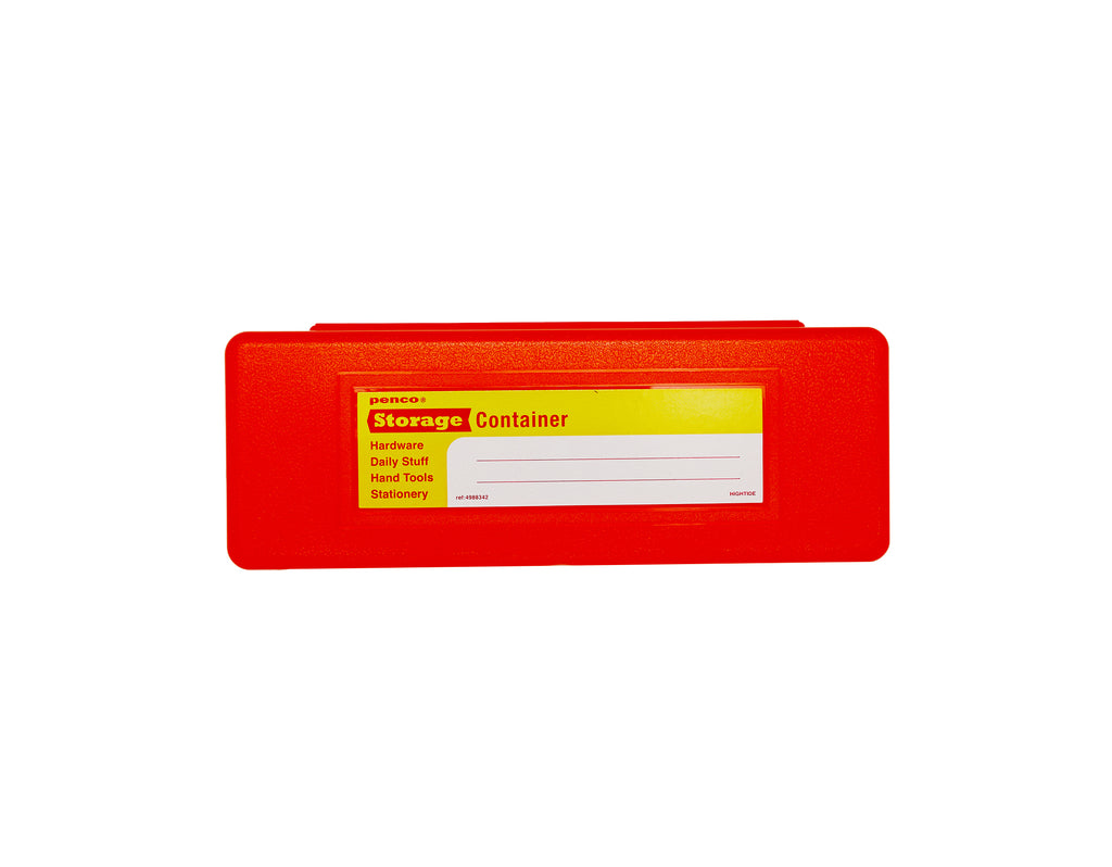 Storage Penco Pen Case - Orange