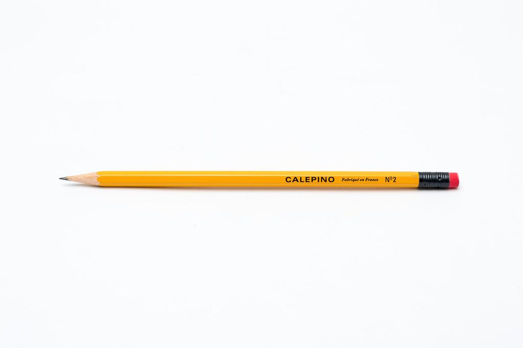 Calepino Wooden Pencil
