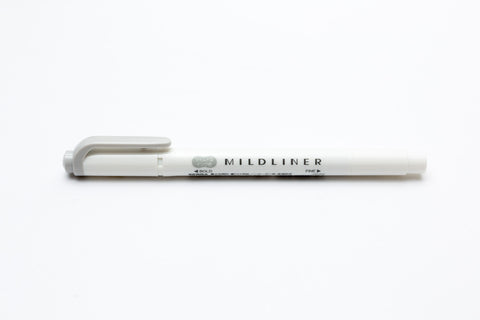 Mildliner Mild Gray Highlighter / Marker