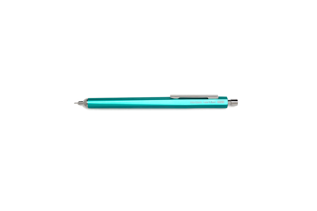 Ohto Horizon Flash Dry Gel Pen - Green