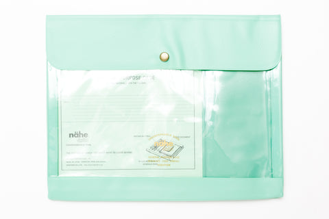 Nahe Collection Case A5 - Mint