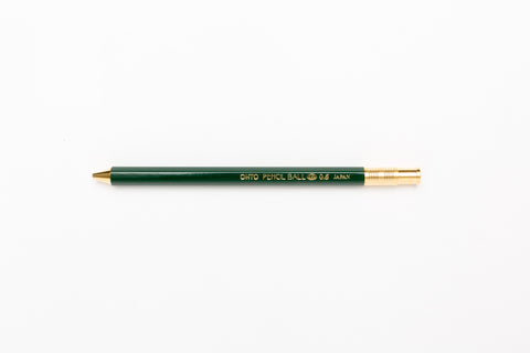 Ohto Pencil Ball Gel Pen 0.5mm - Green