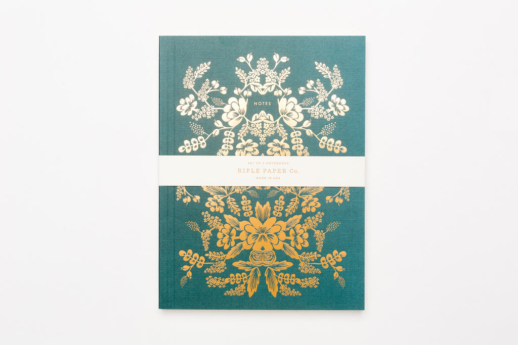 DISCONTINUED Pair of 2 Rorschach Notebooks