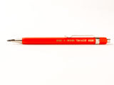 Short Mechanical Clutch Leadholder 2.0 - Red
