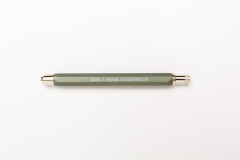Mechanical Clutch Leadholder - Green