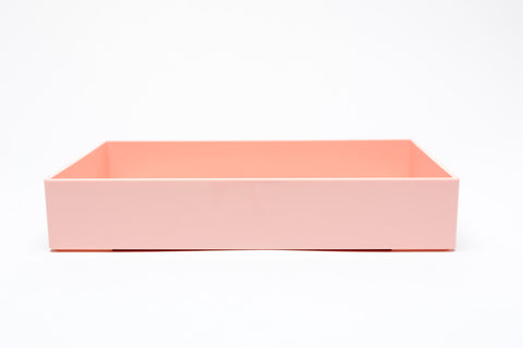 Medium Accessory Tray: Blush
