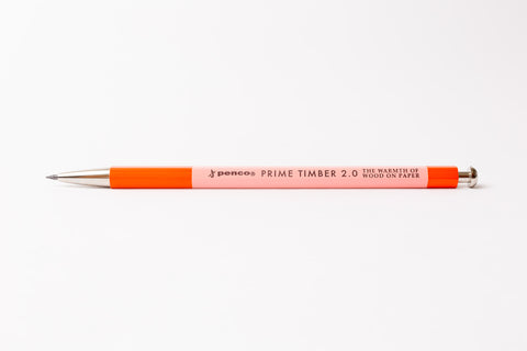 Penco Prime Timber Lead Holder: Pink