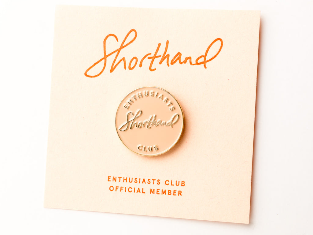 Enthusiast Club Pin