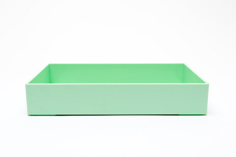Medium Accessory Tray: Mint