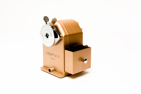 Caran d'Ache Sharpener - Rose Gold