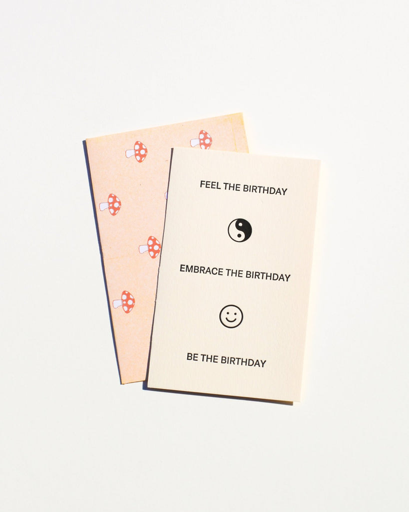 Be The Birthday Card