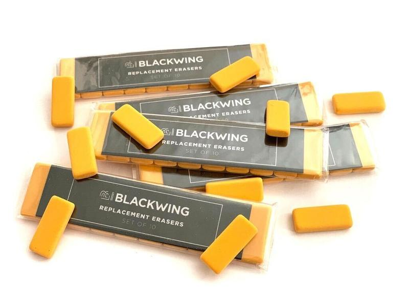 Palomino Blackwing Vol. 3 Replacement Erasers (10 pack)