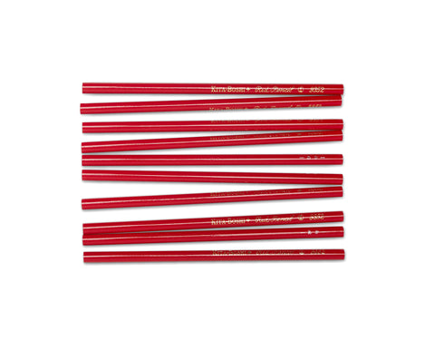 Hot Cool Tokyo Red Pencil - Box of 12