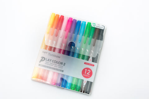 Tombow Play Color Marker Set