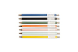 Mark's Style Colors Gel Ball Pen - Yellow