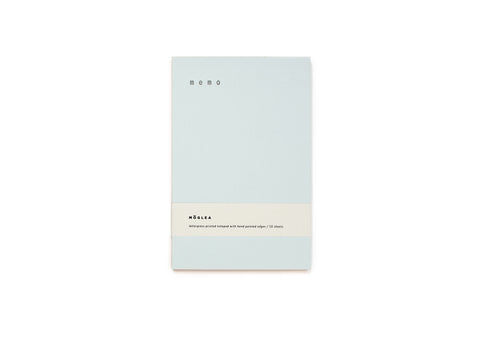 Memopad Blue