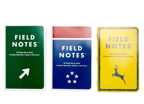Field Notes Limited Edition Notebooks - Mile Marker