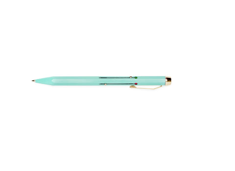 4-Color Ballpoint Pen: Mint