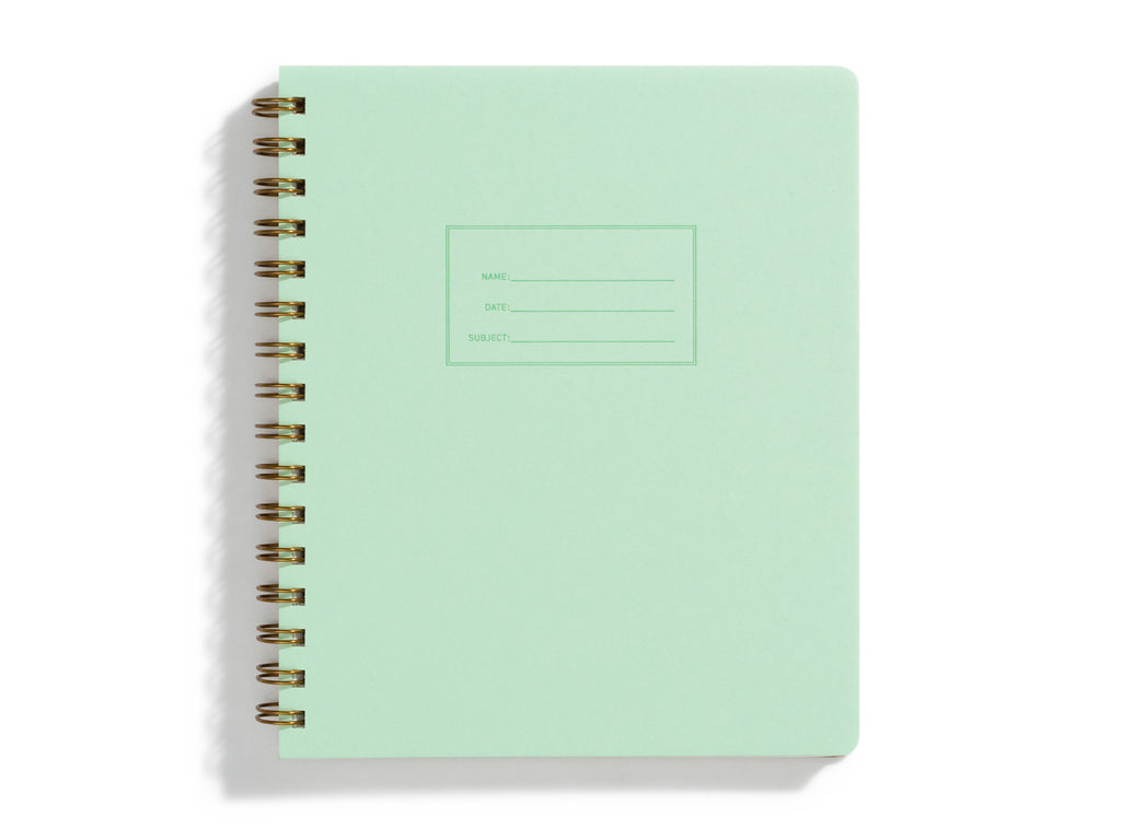 Standard Notebook Mint
