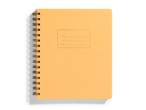 The Standard Graph Notebook - Mustard