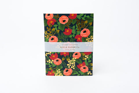 Pair of 2 Rosa Pocket Notebooks