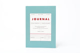 Journal Planner - Blue