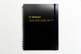 Rollbahn Spiral Notebook: Black