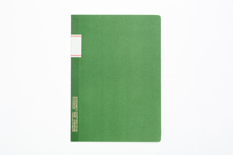 Stálogy 016 Note Book - GREEN